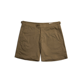 City Trunk Shorts - Olive